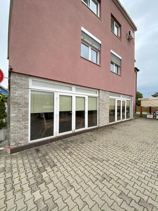 Polyfunkčná budova na predaj, 3NP + parkovisko, Trenčín, Legionárska ul.