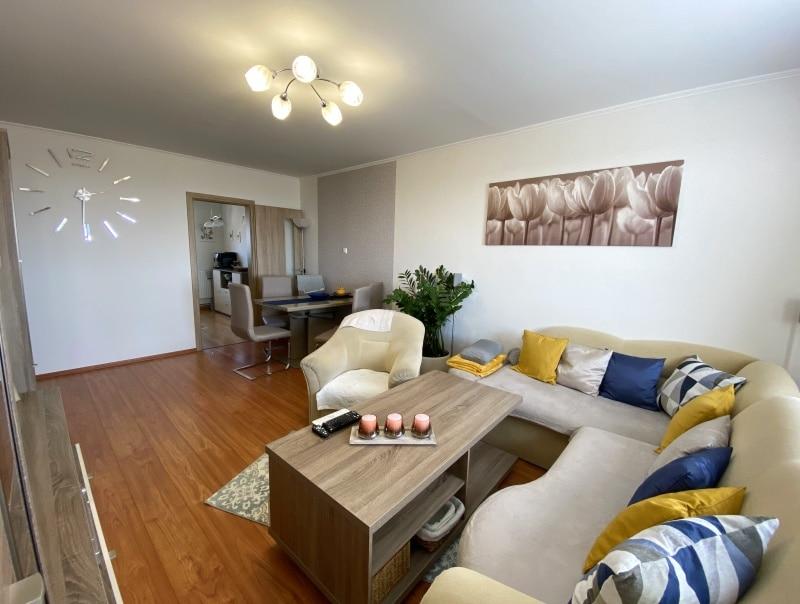 Na predaj krásny 3+1 izb. byt, Šamorín, Dunajská ul., kompletná rekonštrukcia