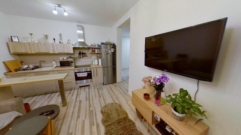 Krásny 2 izb. byt, Trenčín, novostavba, balkón, parkovacie miesto